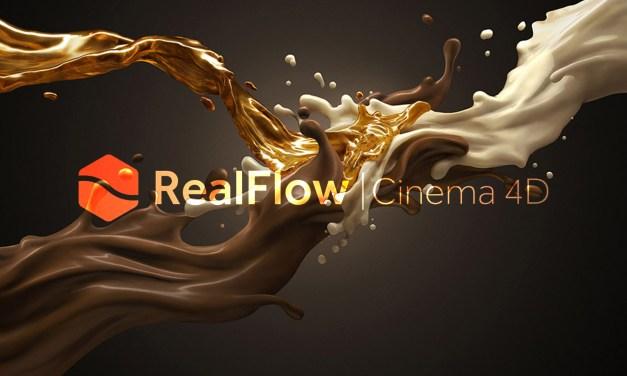 Realflow Cinema 4D v3.2.3 R23-R24 Win/Mac