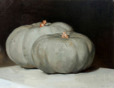 painting-2010-still-life-pumpkins