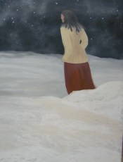 """""""Ready to Fly"""" oil/canvas 37"""" x 28"""""""