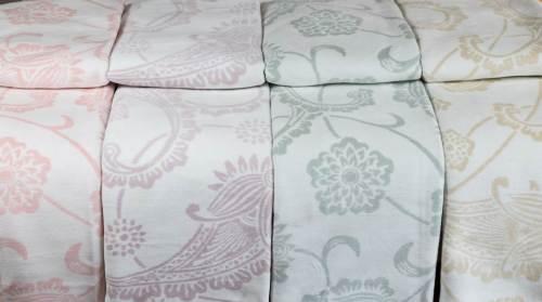 Κουβέρτες βαμβακερές ΖΑΚΑΡ