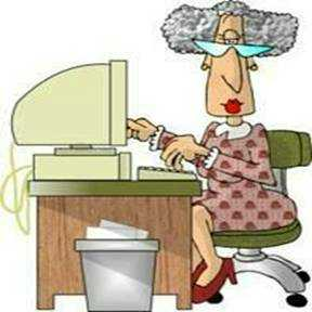 old woman computer - old-woman-computer