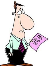 employee with pink slip - employee-with-pink-slip