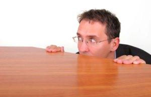 hiding table - hiding table