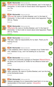 kitchenaid tweet obama almostsavvy - kitchenaidusa tweet obama almostsavvy