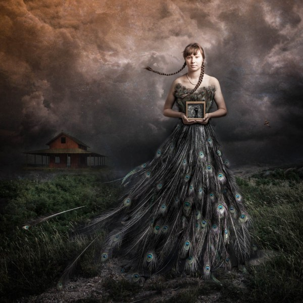 Conceptual Fine Art Portrait Photography