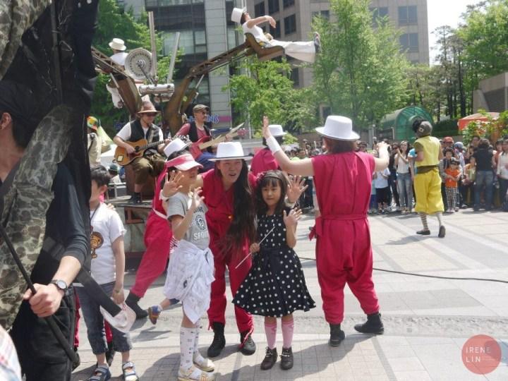 韓國| 首爾 老爺爺的一席話