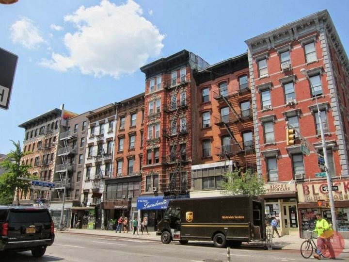 美國| 紐約曼哈頓 第二大道Adi甜滋滋民宿