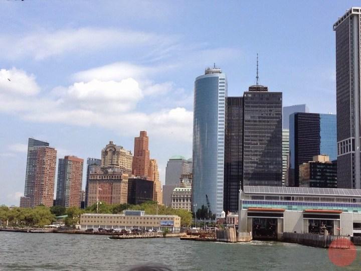 美國| 紐約自由女神 華爾街金牛朝聖