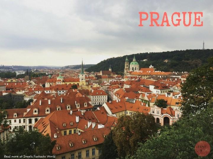 捷克布拉格自由行攻略| 布拉格 交通/住宿/行程/景點/美食出走日記