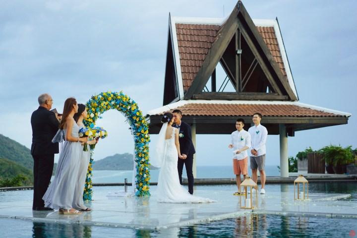蘇美島海外婚禮