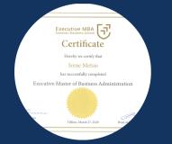 Ärijuhtimine, strateegiline juhtimine sertifikaat