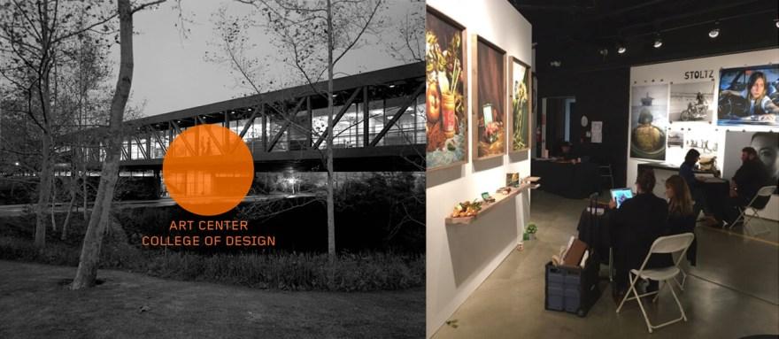 pasadena artcenter college of design portfolio review irene opezzo