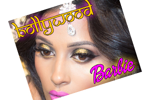 Bollywood Barbie Makeup