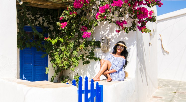 Folegandros Travel Diary | Greece