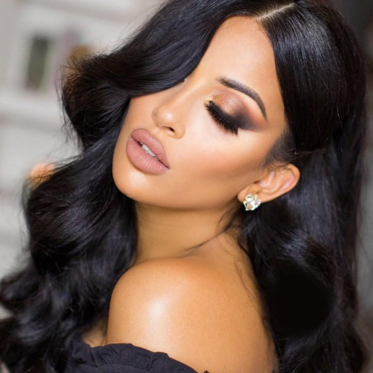 Flawless Bronze Makeup