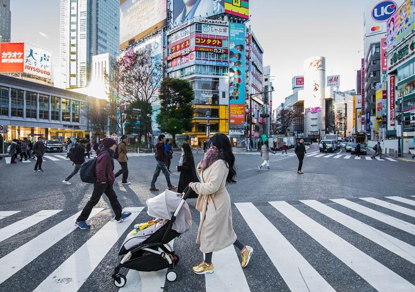 Irene Sarah — Lightweight stroller solutions for international travels
