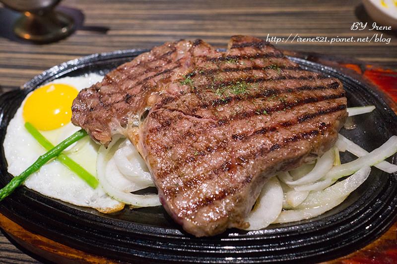 【臺北中山區】一周只開三天的人氣牛排館.凱薩西餐牛排
