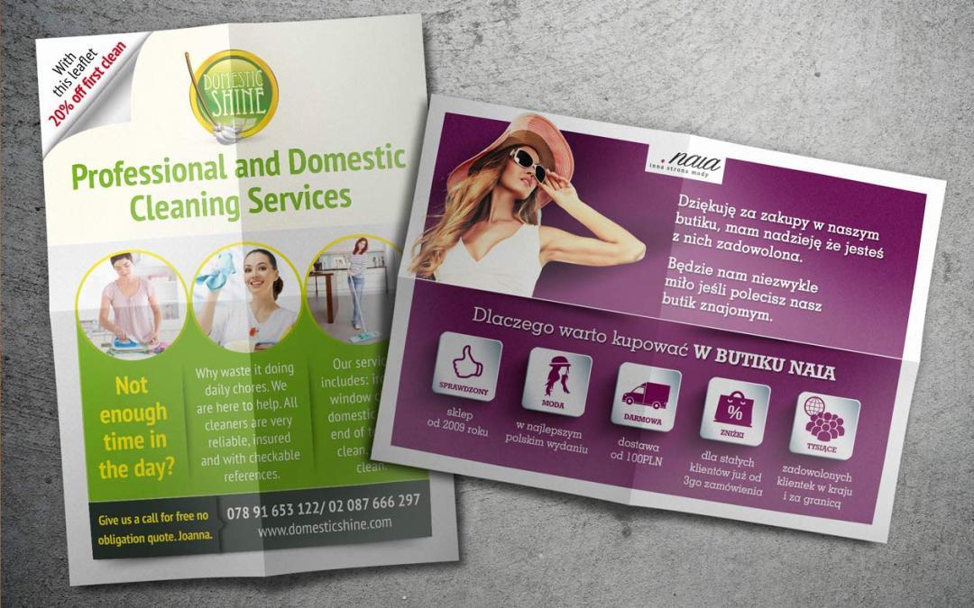 Grafika reklamowa i banery www