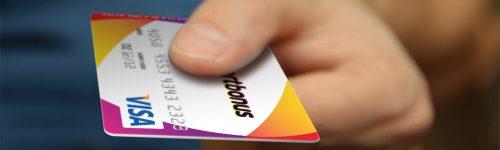 wizytówki karty plastikowe