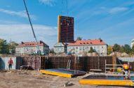 Stadion_GKS-Tychy_budowa_09-10-2013_fot_Ireneusz KAZMIERCZAK