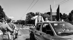 Święcenie pojazdów w parafii św. Krzysztofa _Tychy_27.07.2014_FOT_IRENEUSZ KAZMIERCZAK