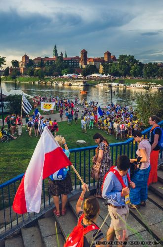 SWIATOWE DNI MLODZIEZY_BULWARY_27-07-2016_KRAKOW_FOT_IRENEUSZ KAZMIERCZAK
