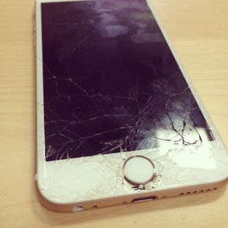 Help! My Cracked iPhone 6 Screen is Broken