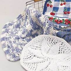 Crochet Doily Patterns With Diagram Hino Wiring 13 Free For Beginners Favecrafts Com Style Dishcloth Give Your Kitchen A Vintage Makeover This When It Comes To