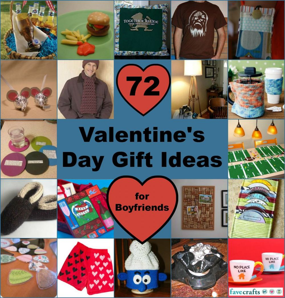 72 Valentine S Day Ideas For Boyfriend Favecrafts