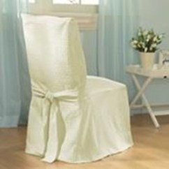 Dining Chair Slipcover Revolving Images Making Slipcovers Allfreesewing Com