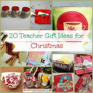 20 teacher gift ideas