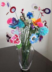 Seussian Flower Bouquet Favecrafts Com