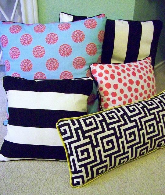 DIY No Sew Pillows  AllFreeSewingcom