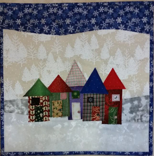 kitchen wall hangings virtual designer online christmas row houses pattern | favequilts.com