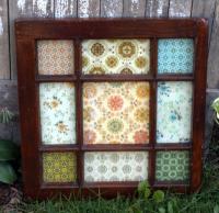 Retro Wallpaper Window