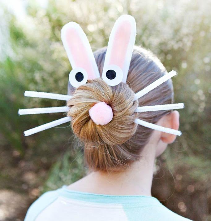 Basic Bunny Bun