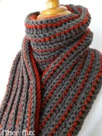 Every Man Crochet Scarf | AllFreeCrochet.com