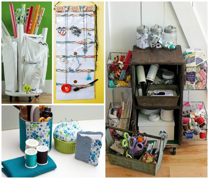 11 Sewing Room Ideas How to Organize Your Room  AllFreeSewingcom