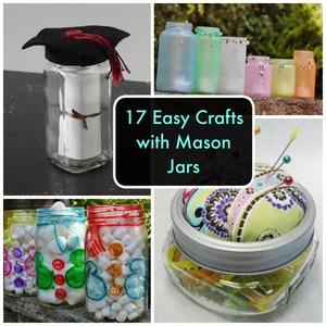 71 mason jar craft