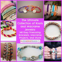 The Ultimate Collection of Knots and Macrame: 148+ Easy ...