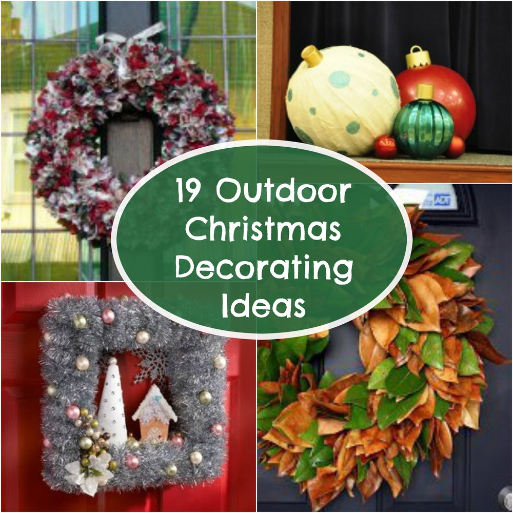 Xl Outdoor Christmas Ornaments