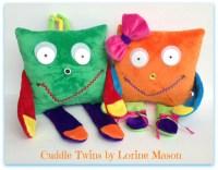 Cuddle Buddy Pillows | FaveCrafts.com