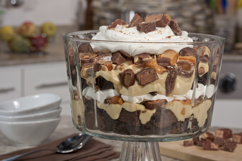 Mousse Bar Candy Trifle And