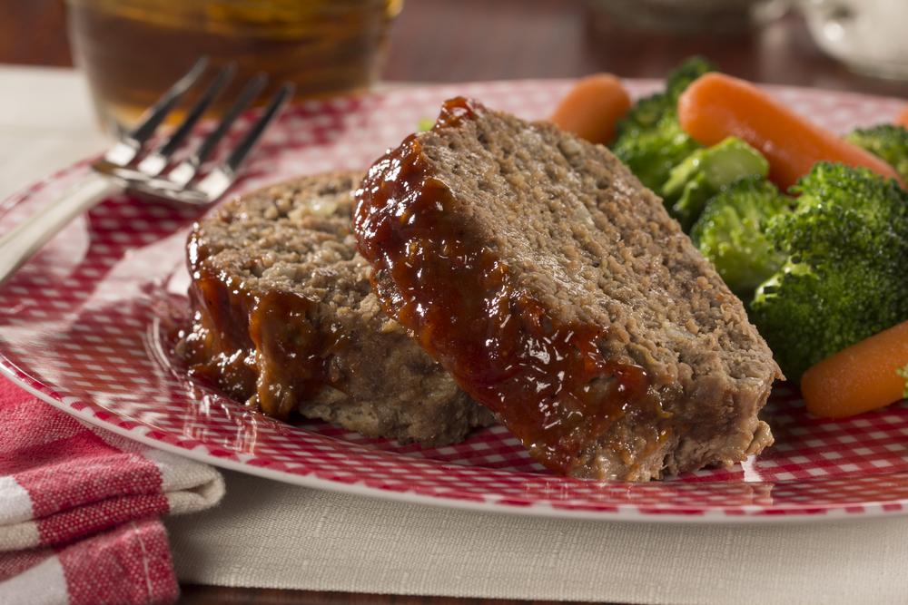 Barbecue Meat Loaf  MrFoodcom