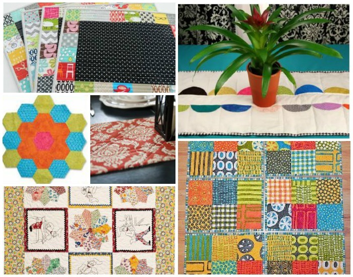 DIY Home Decor How to Make Placemats and Other Easy