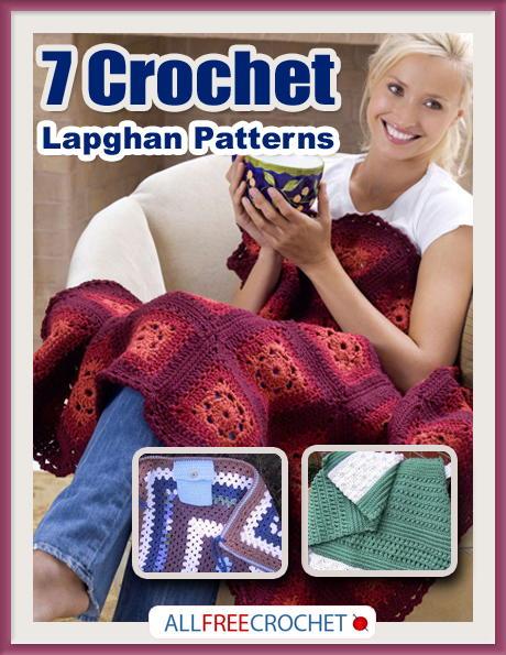 7 Crochet Lapghan Patterns  AllFreeCrochetcom