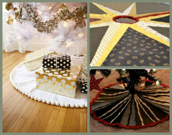 13 Tree Skirt Pattern Ideas  AllFreeSewingcom