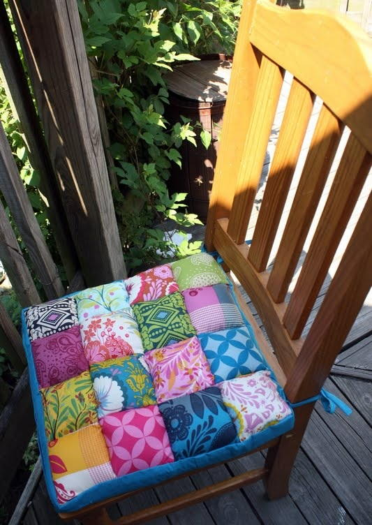 sewing patterns for chair cushions wedding covers hire west midlands comfort meets quilting allfreesewing com