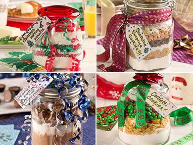 10 homemade christmas gifts