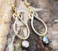 Pearl Teardrop Dangling DIY Earrings ...